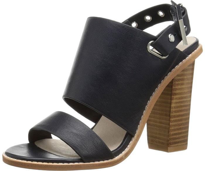 """Sol Sana """"Taylor"""" Sandals in Black"""
