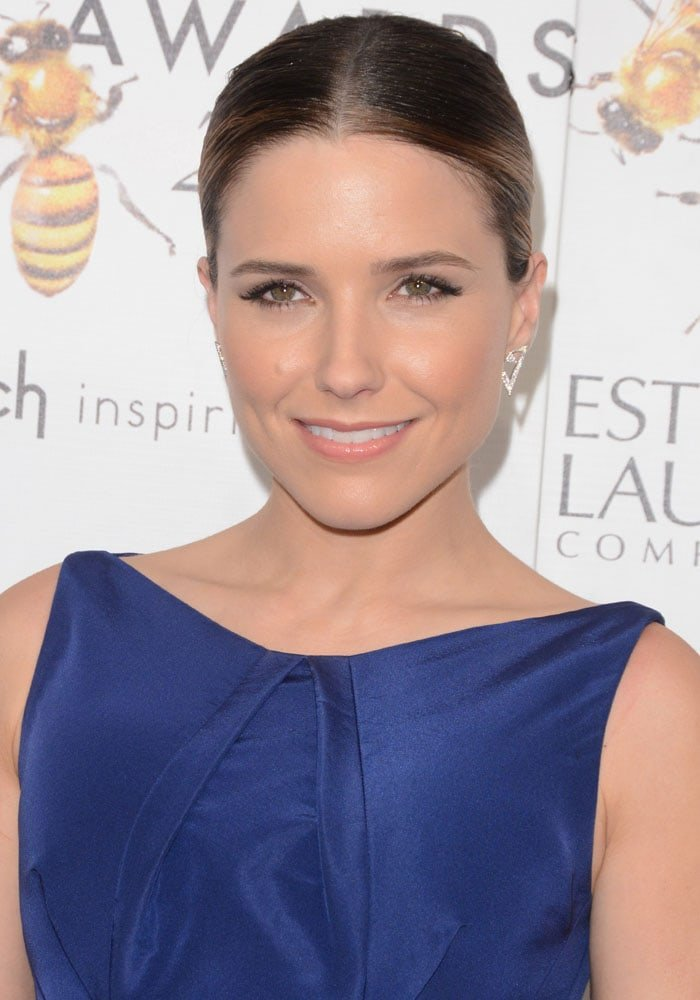 Sophia Bush's latest passion is a new line of women's beauty products