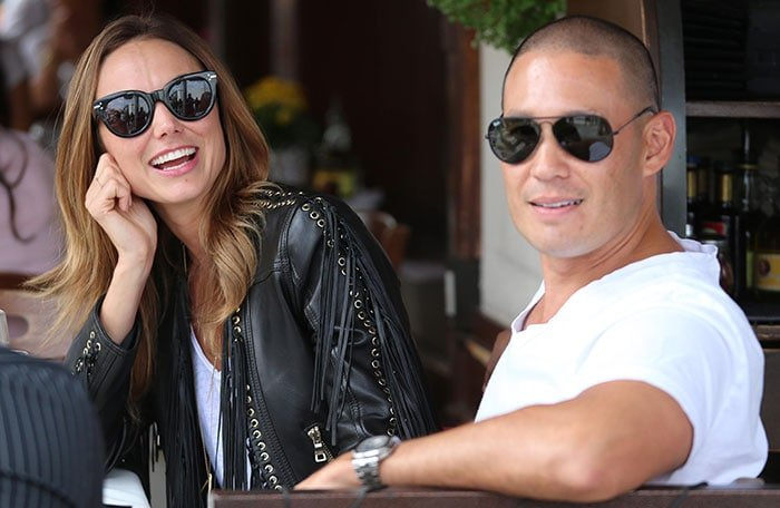 Stacy Keibler's husband is an American CEO with an estimated net worth of $200 million dollars