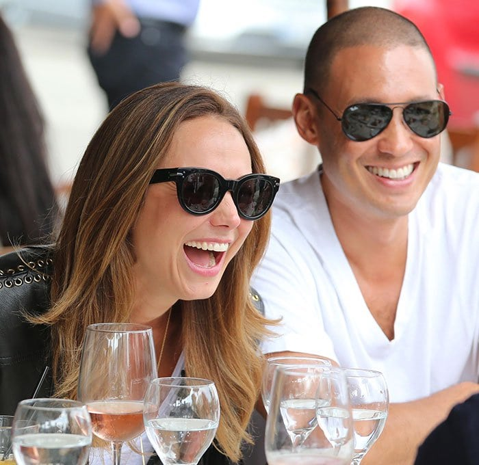 Stacy Keibler were longtime friends before they started dating