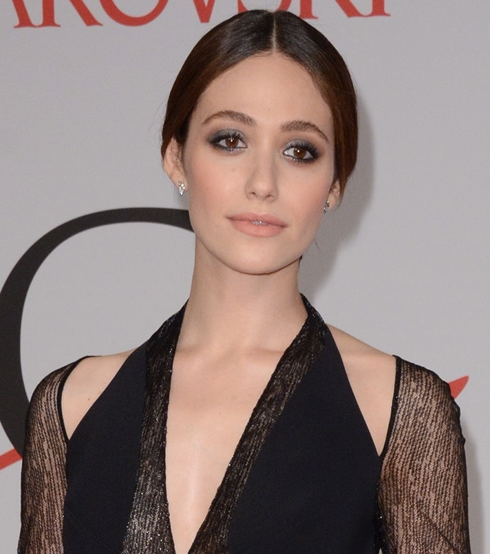 2015 CFDA Fashion Awards at Alice Tully Hall, Lincoln Center - Arrivals Featuring: Emmy Rossum Where: New York City, New York, United States When: 02 Jun 2015 Credit: Ivan Nikolov/WENN.com
