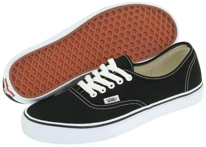 Vans Core Classics in Black