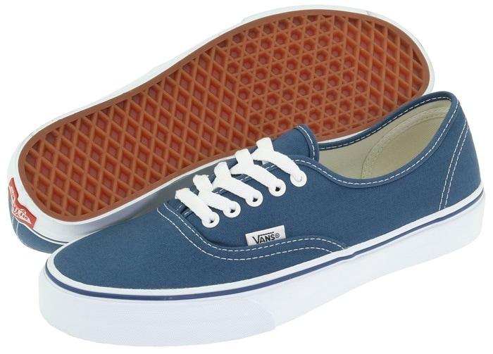 Vans Core Classics in Blue