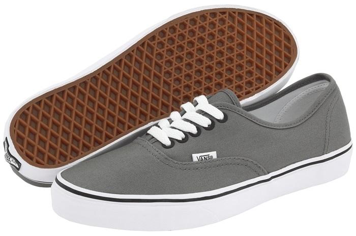 Vans Core Classics in Gray