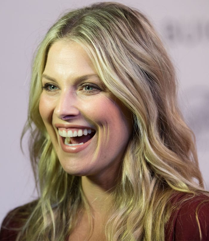 Ali Larter attends the Buick 24 Hours of Happiness Test Drive launch event at the Ace Museum in Los Angeles on July 22, 2015