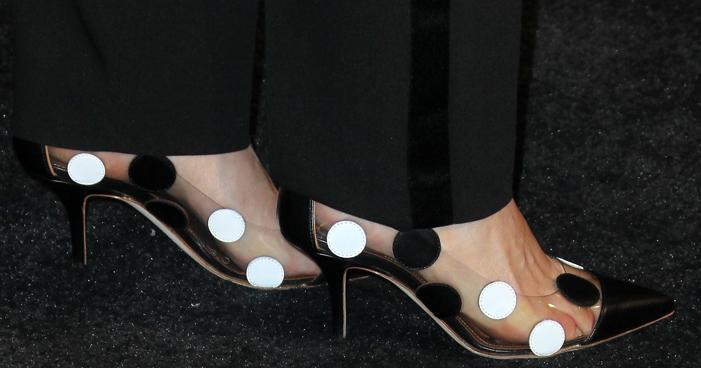 America Ferrera Naked Pics america ferrera's nude legs & feet in sexy high heels