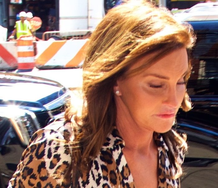 Caitlyn Jenner isfilming her reality show 'I Am Cait'
