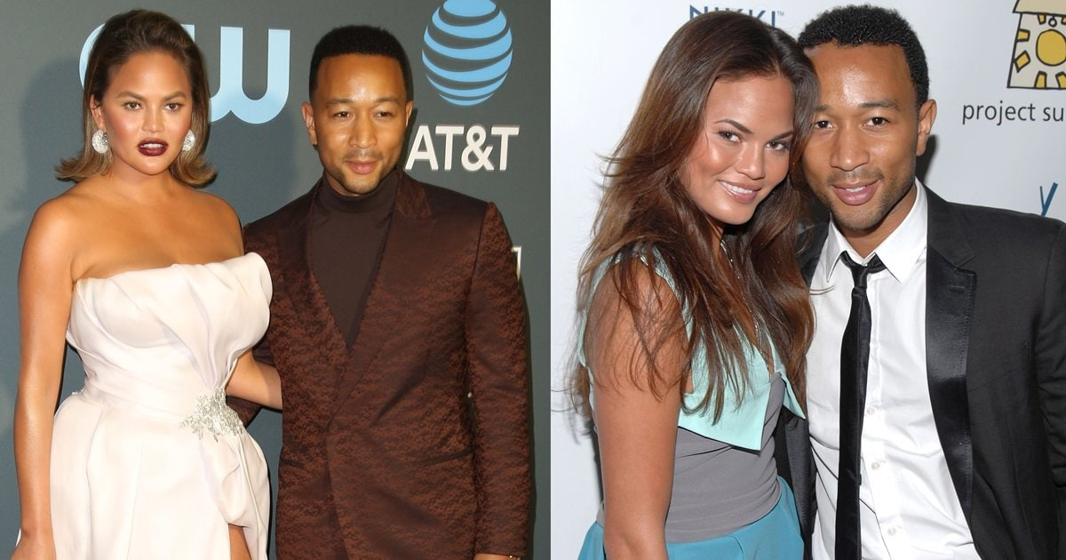 who is john legend married to