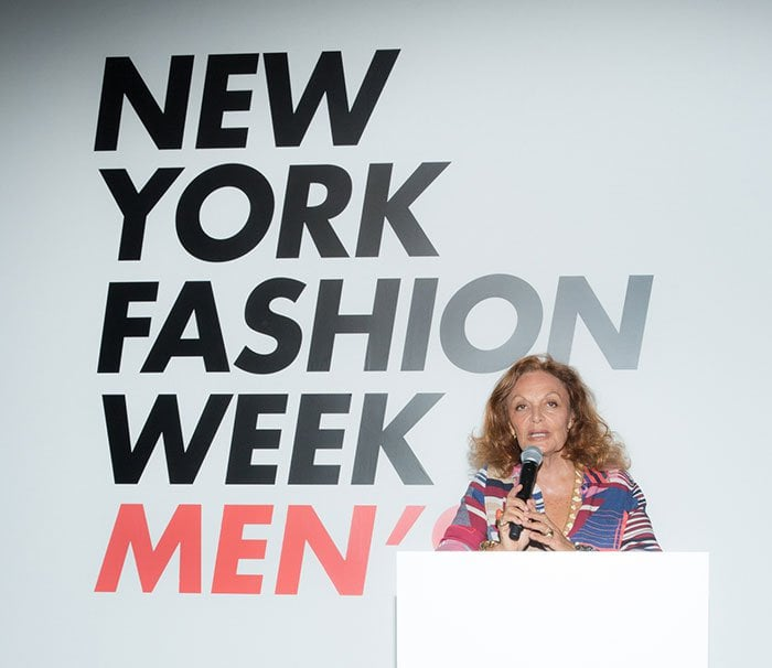 Diane-Von-Furstenberg-NYFW-Mens-SS-2016-Opening-Press-Conference