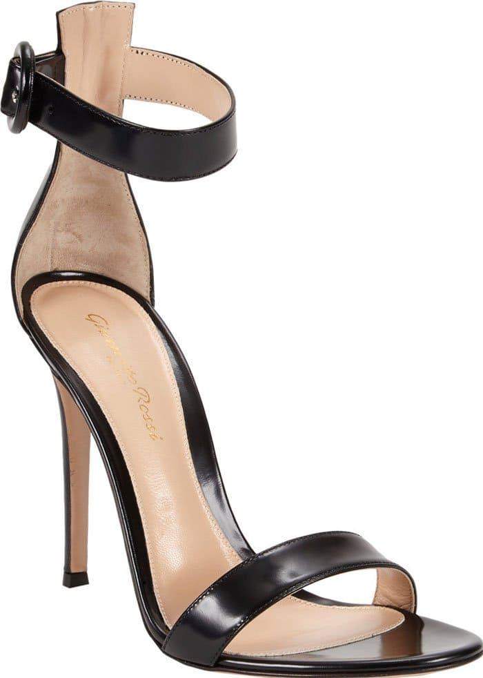 Gianvito Rossi Ankle-Strap Sandal