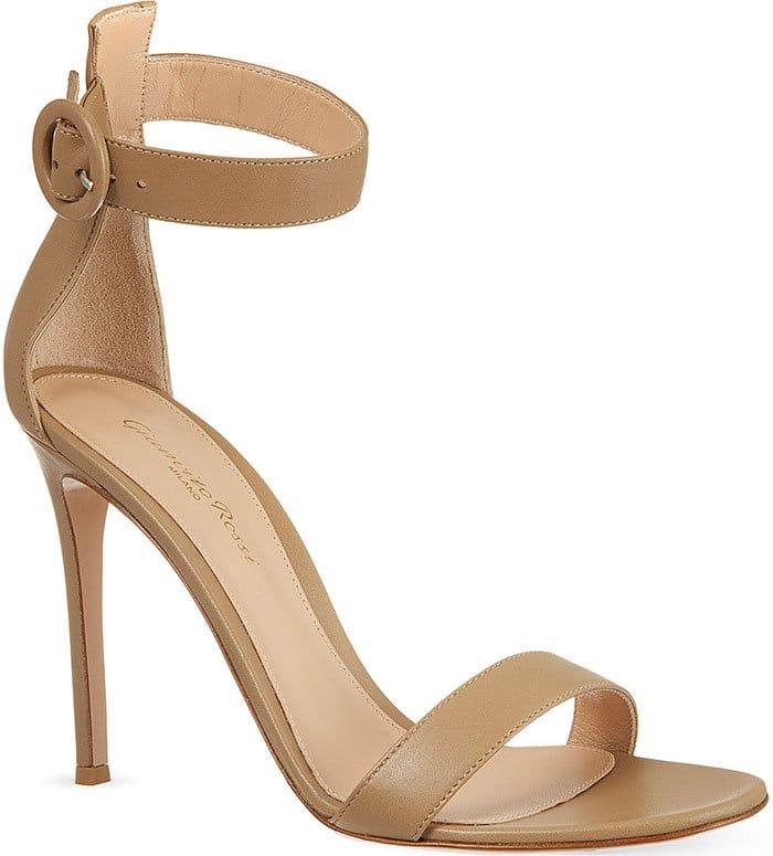 Gianvito Rossi Ankle-Strap Sandals