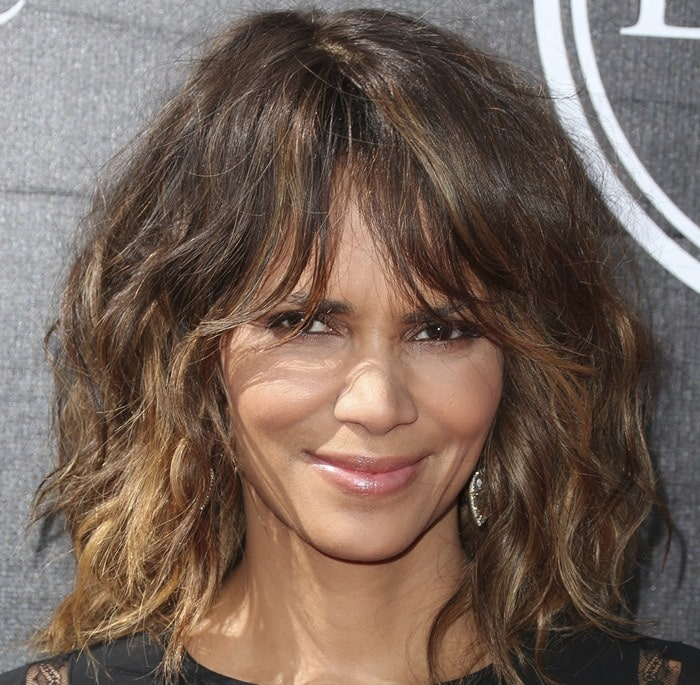 Halle Berry at the 2015 ESPY Awards at the Microsoft Theater in Los Angeles on July 15, 2015