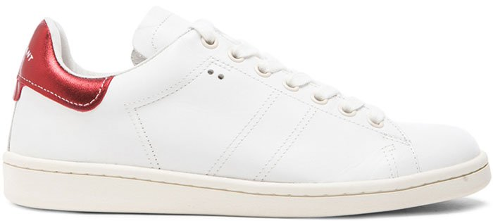 Isabel Marant Bart Leather Sneakers