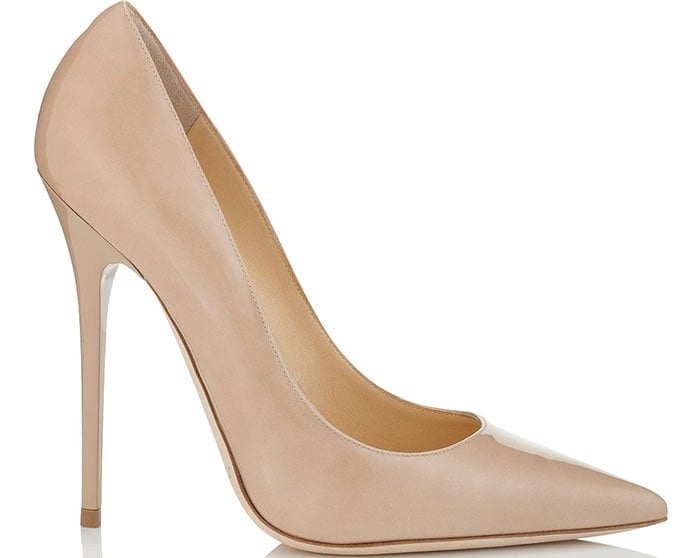 Jimmy Choo 'Anouk' Pointy-Toe Pumps