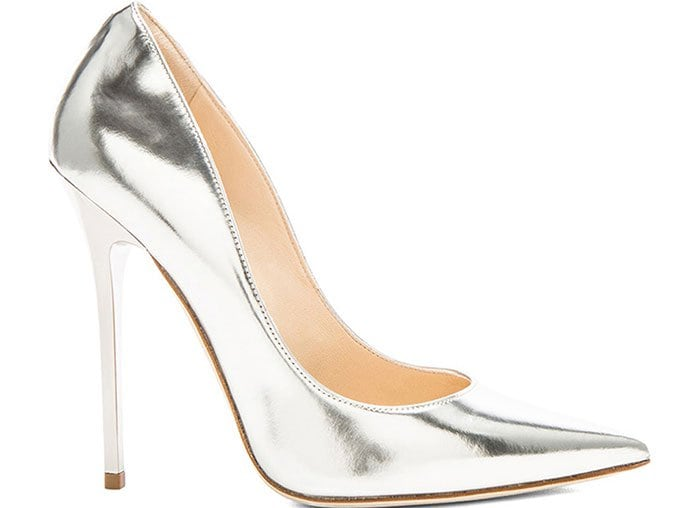 Jimmy-Choo-Anouk-Silver-Pumps