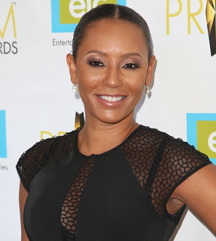 Mel B attends the 19th Annual PRISM Awards Ceremony July 16, 2015 in Los Angeles