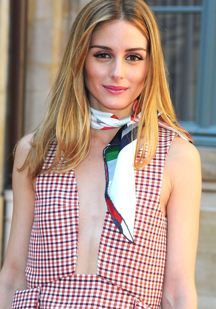 We sometimes wonder what Paris Fashion Week would be like without Olivia Palermo