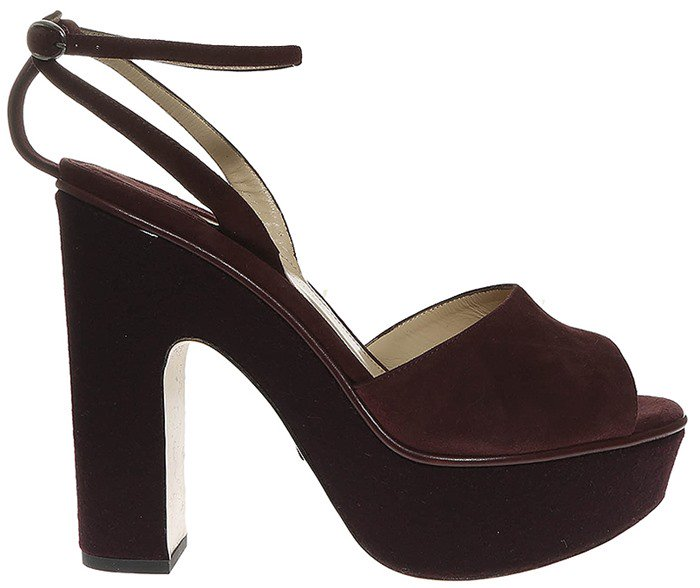 PAUL ANDREW Horatio Platform Sandals