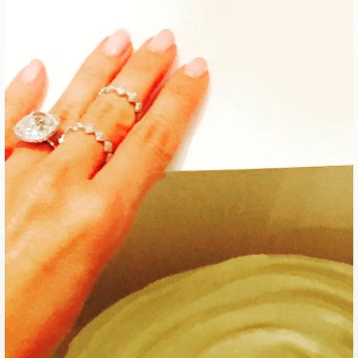 Sofia Vergara's engagement ring