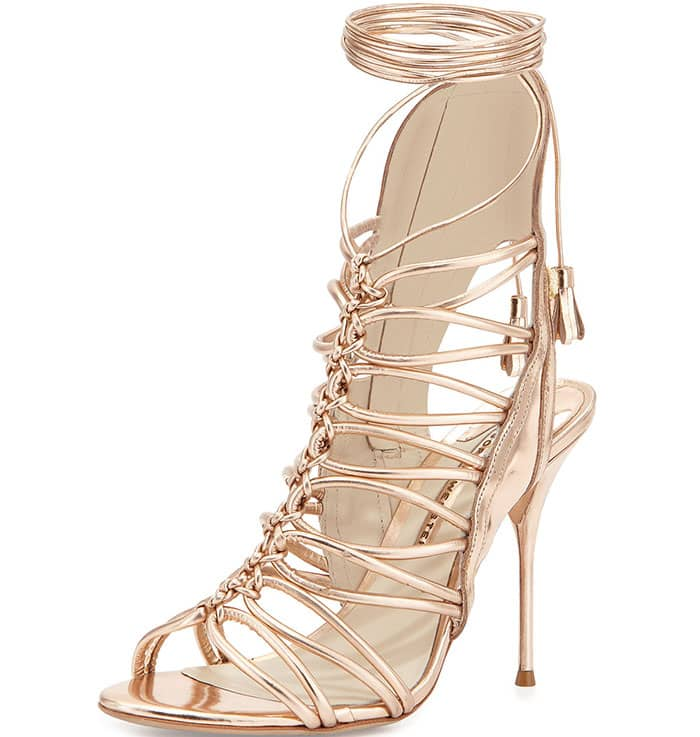 Sophia Webster Lacey lace-up sandals