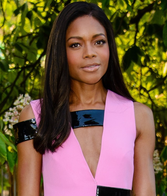 Naomie Harris at the Serpentine Gallery summer party