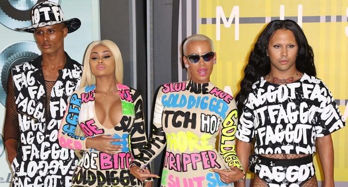 2015 MTV Video Music Awards Arrivals