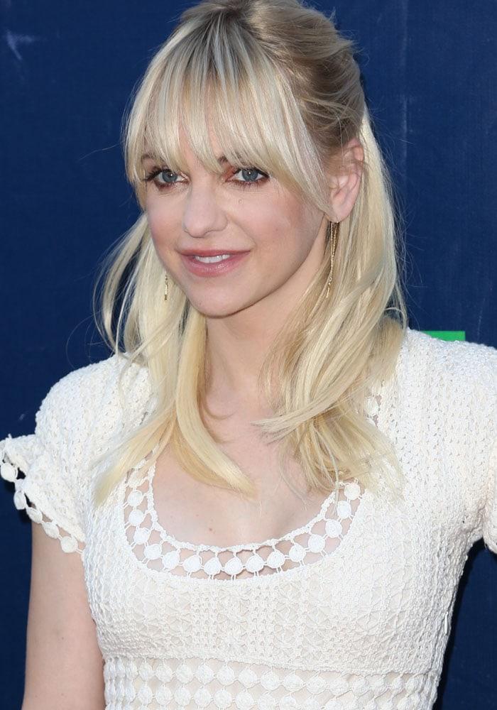 Anna Faris addressed the Chris Pratt and Jennifer Lawrence cheating rumors
