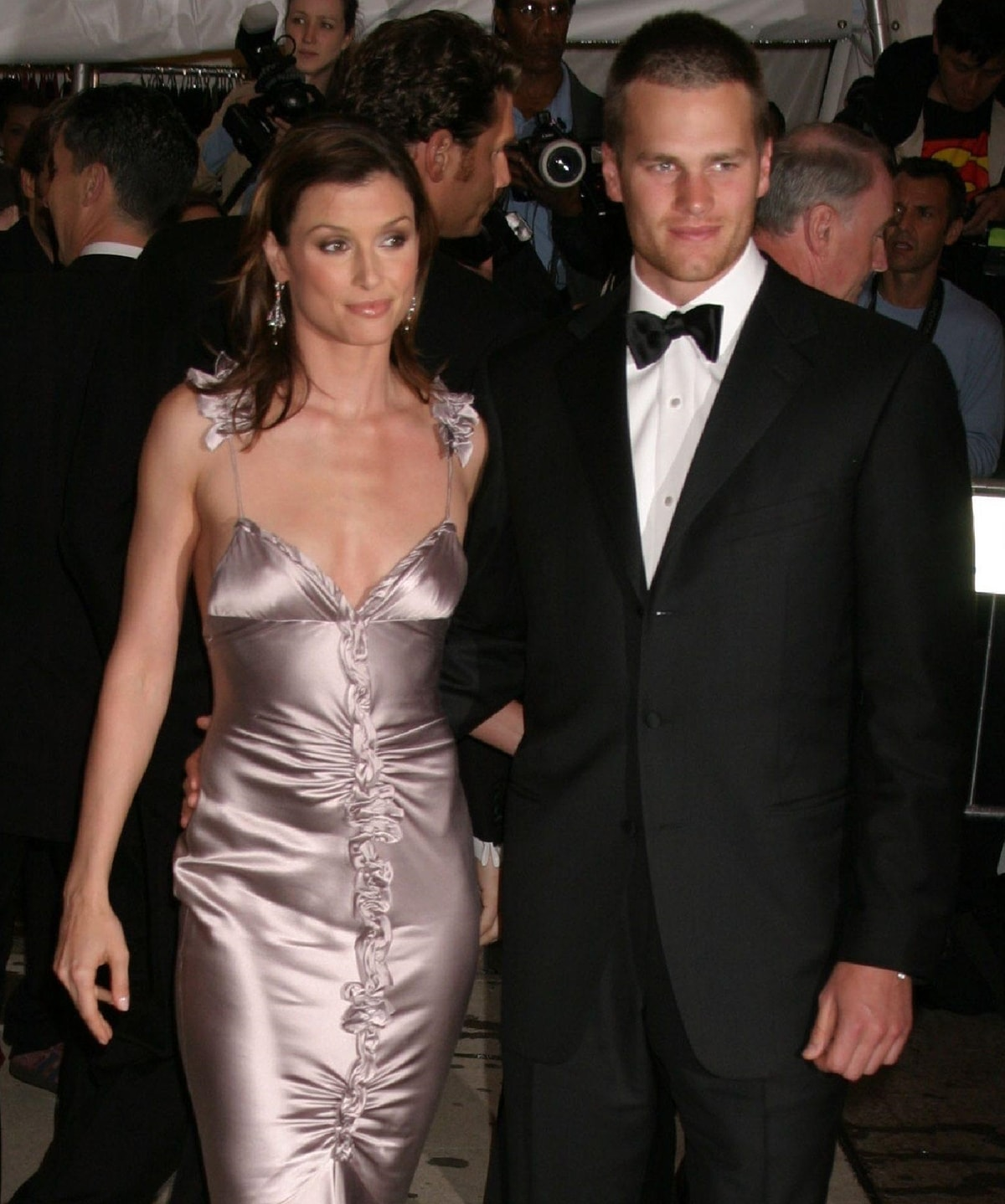 Bridget Moynahan and Tom Brady are the parents of John Edward Thomas (Jack) Moynahan