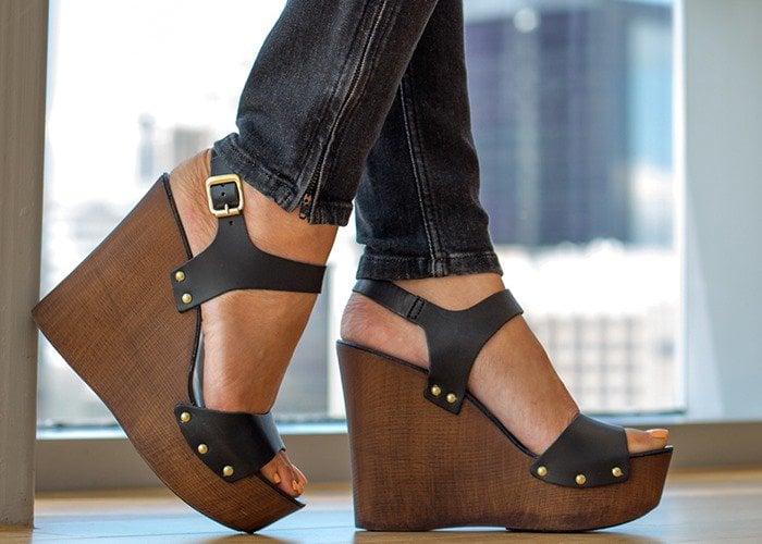 """Seychelles """"Carina"""" Wedge Sandals"""