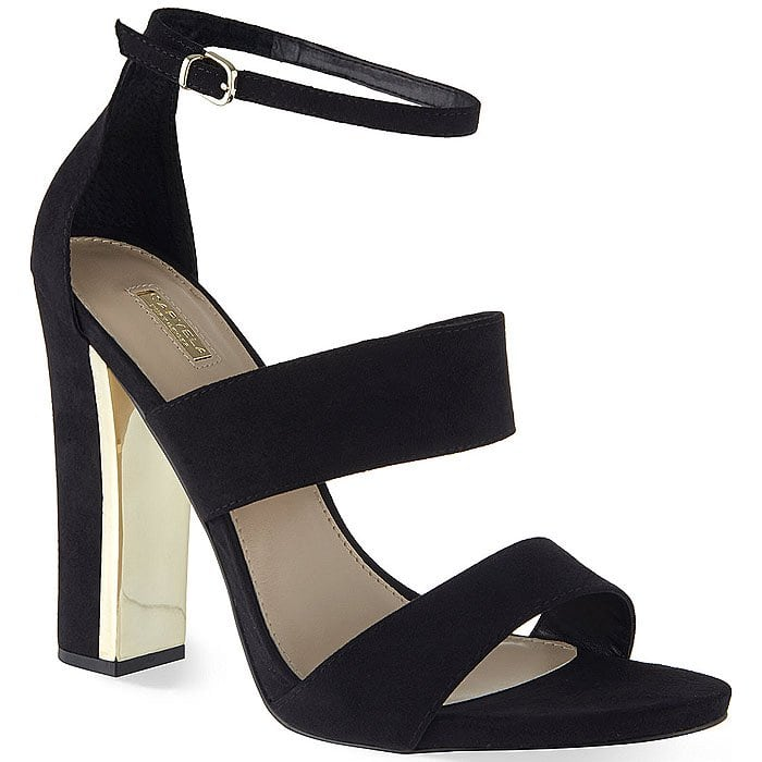 Carvela Gossip Chunky-Heel Sandals