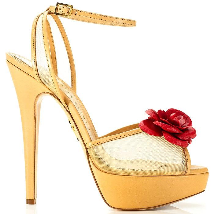Charlotte Olympia Florentina Sandals