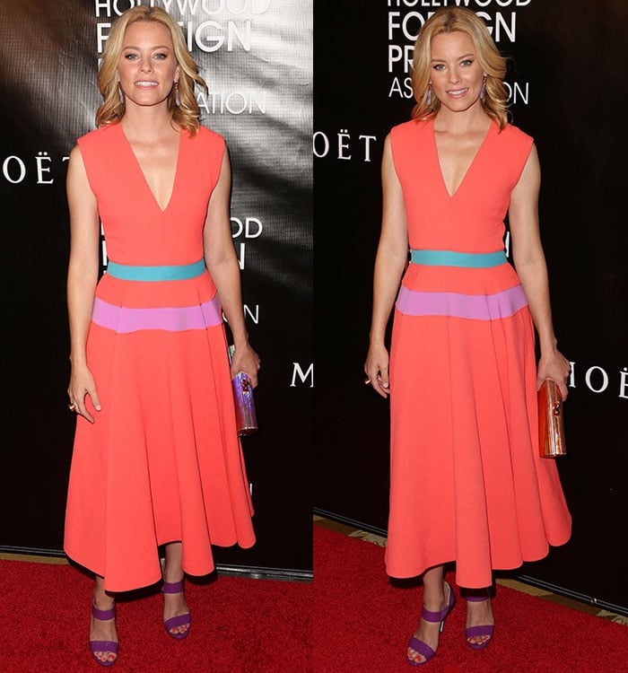 Elizabeth Banks at The Hollywood Foreign Press Association Annual Grants Banquet