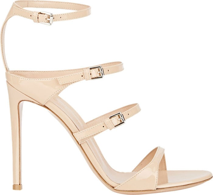 Gianvito-Rossi-Carey-Triple-Strap-Buckled-Sandals-Nude