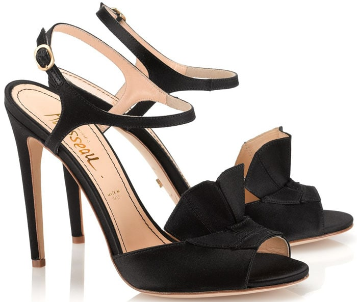 Jerome C Rousseau Sandals Black