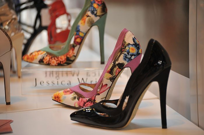 Pumps from Jessica Wright's shoe collection