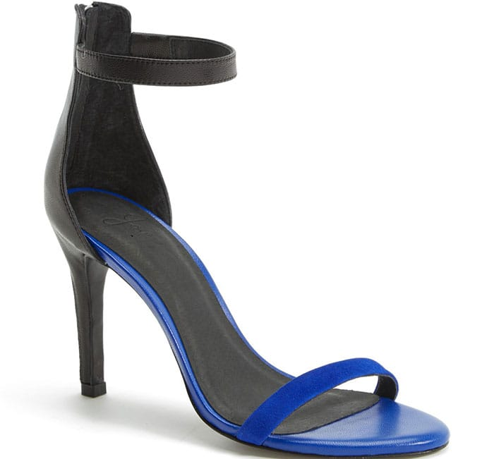 "Joie ""Abbott"" Ankle-Strap Sandals"
