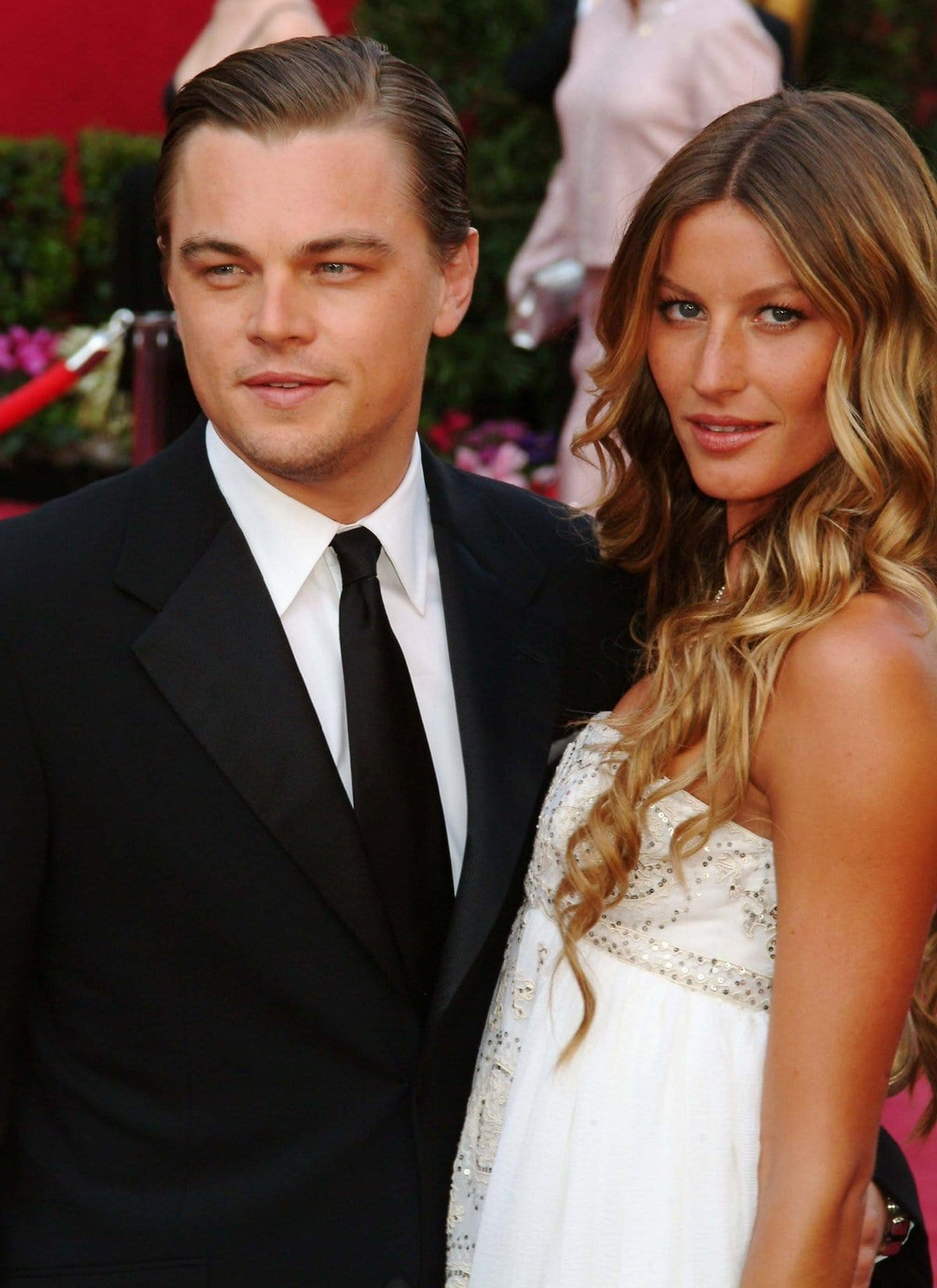 Gisele Bündchen and Leonardo DiCaprio dated on and off for six years from 1999 through 2005