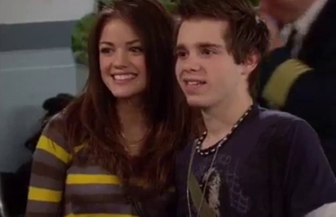 Lucy Hale made her first appearance on How I Met Your Mother in the episode First Time in New York
