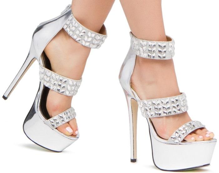 Maureen Platform Sandals