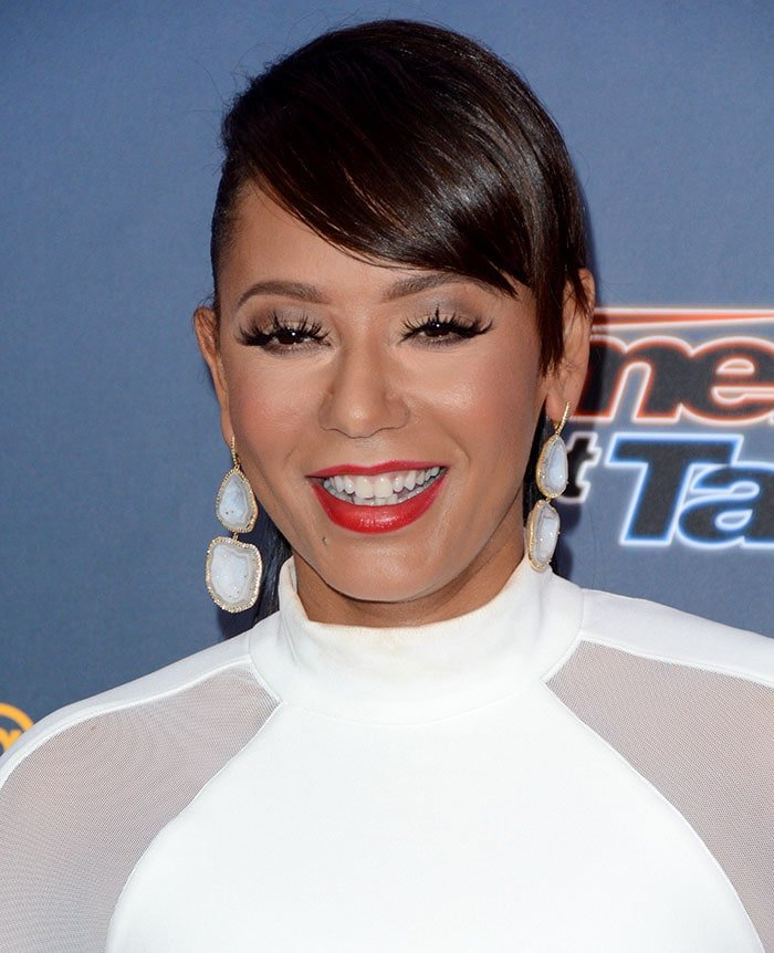 Mel-B-Hair-Makeup-Americas-Got-Talent-10-Quarter-Finals
