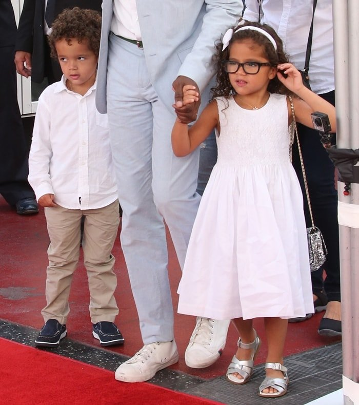 Moroccan Scott Cannon and his twin sister Monroe Cannon were born on April 30, 2011