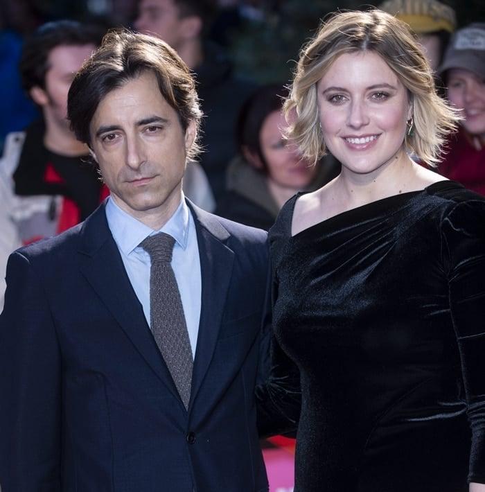 Noah Baumbach and Greta Gerwig met on the set of Greenberg