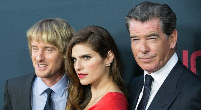 Owen Wilson, Lake Bell, and Pierce Brosnan star in the action thriller film directed by John Erick Dowdle