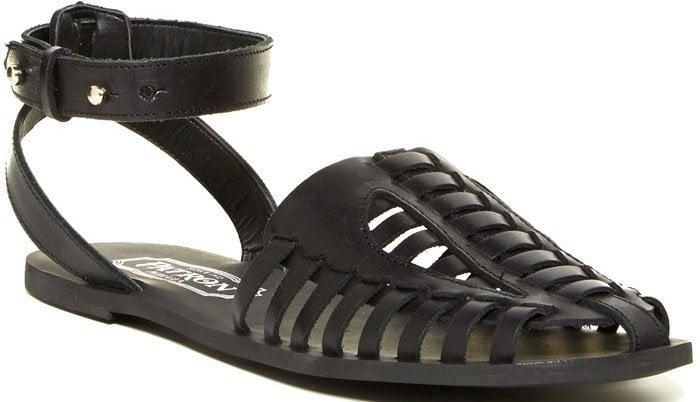 Patron Vivian Ankle Strap Sandal