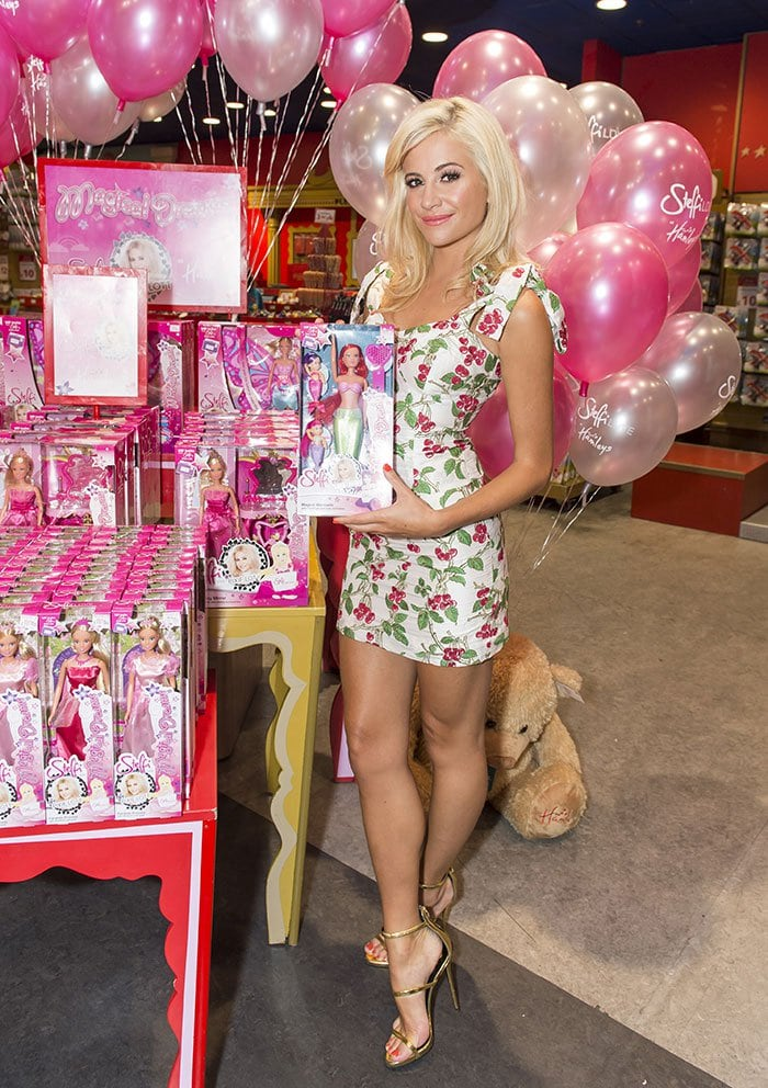 Pixie-Lott-Steffi-Love-fashion-doll-range-launch