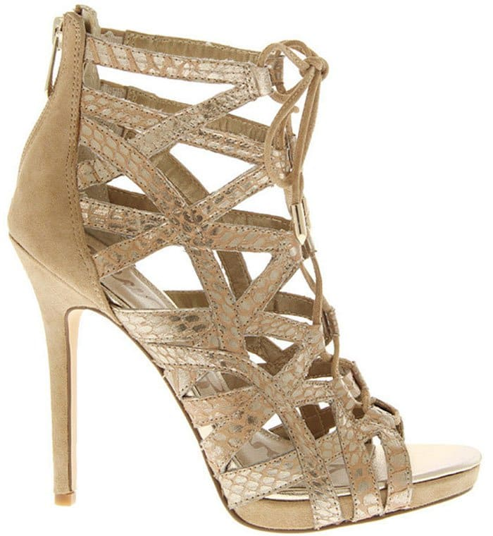 Sam Edelman 'Essex' Caged Sandals