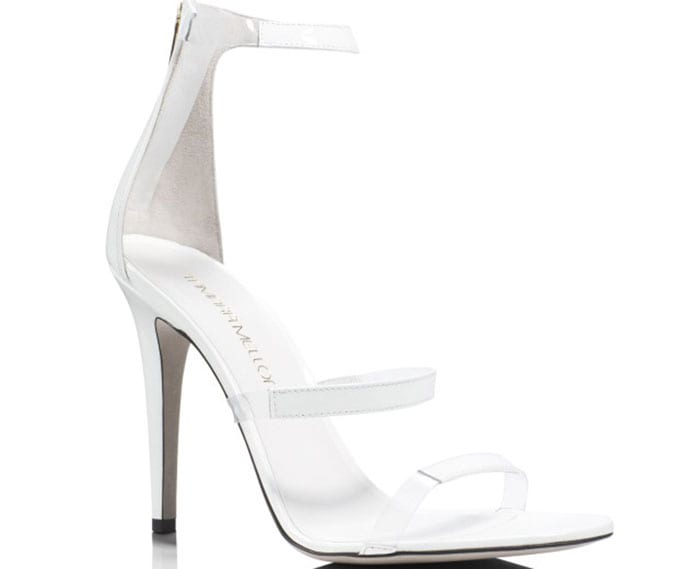 Tamara Mellon 'Frontline' Patent Sandals