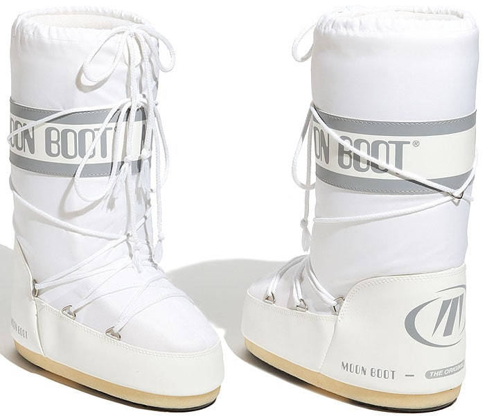 Tecnica Moon Boots in White
