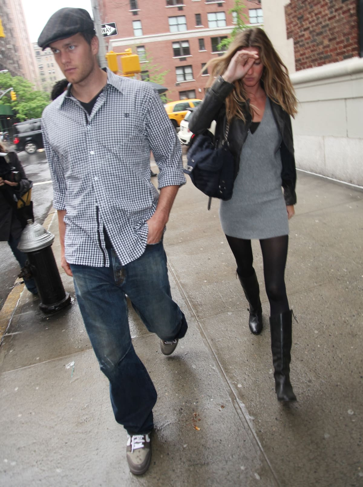 Tom Brady and Gisele Bündchen met in 2006 through a mutual friend at West Village wine bar Turks & Frogs