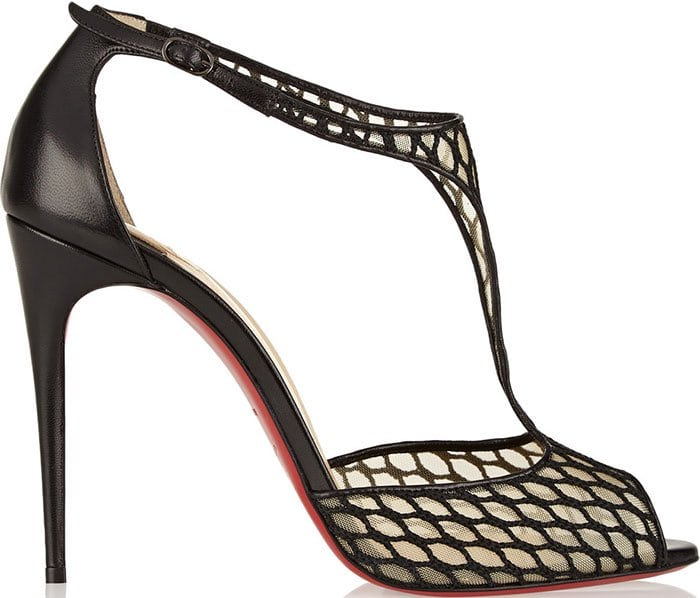 Christian-Louboutin-Tiny-120-leather-and-lace-sandals